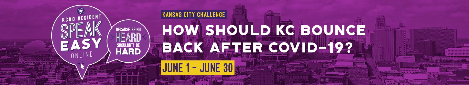 Kansas challenge banner